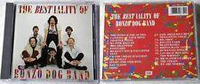 Bonzo Dog nastro the bestiality of the bonzho DOG VOLUME (22 Best of)... RARE EMI-CD