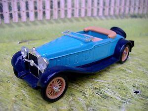 1/43 Eligor (France) 1934 Delage D8 Cabriolet