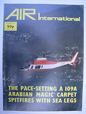 AIR International - Vol 15 - No.4, October 1978 - Agusta A 109A, Supermarine