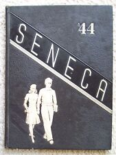 1944 PENN HIGH SCHOOL, YEAR BOOK, VERONA, PENNSYLVANIA  SENECA