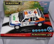 SCALEXTRIC  6157 LANCIA DELTA INTEGRALE X CTO.ESPAÑA 2005 MODEL SLOT  OFF.DRIVER