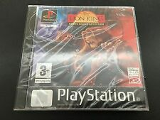 Disney's El Rey León Simba's Mighty aventura PlayStation 1 PS1 Nuevo Sellado