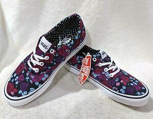 Vans Women's Doheny Romantic Floral Multicolor Skate Shoes - Assorted Sizes NWB
