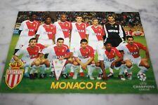 CARTE Russe )) équipe MONACO 2004/2005 ASM V LA COROGNE
