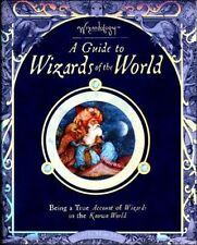 a Guide to Wizards of The World by Master Merlin (choose 3 Books for )