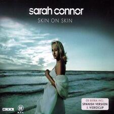 Sarah connor skin on skin (2002) [Maxi-CD]