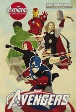 NEW - Phase One: Marvel's The Avengers (Marvel Cinematic Universe)