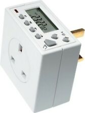 Plug In Timer | 24 Hour / 7 Day Electronic Timeswitch | Timeguard TG77