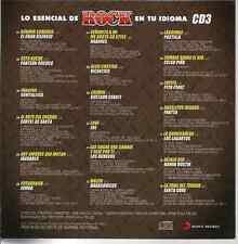 rare rock CD 90's 80's JAGUARES Gustavo Cerati RABANES genitallica PANTEON ROCOC