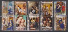 NVPH Netherlands Nederland 2381-2390 geb Goede Doelen Decemberzegels 2005