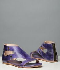 Bed Stu Soto Purple Rustic Leather Sandal Women's Whole Size 10/NEW!!!