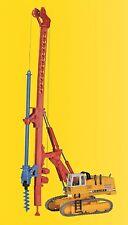 VIESSMANN 21279 Excavadora hidráulica con rotativo Broca y LUM. frontsch H0