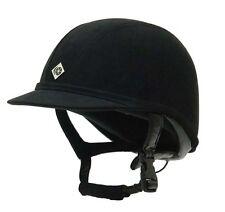 New Charles Owen Helmet  Black GR8 6 5/8