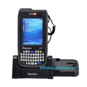 Intermec CN3 Mobile Computer CN3B 1D/2D PDA Scanner CN3BQH84000E100 +CRADLE