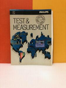 Philips Test & Measurement Catalog 1987/1988