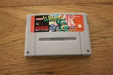 Game Whirlo for console Super Nintendo SNES 100% Original