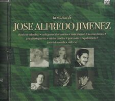 Vikki Car Los Panchos Javier Solis La Musica De Jose Alfredo Jimenez CD New