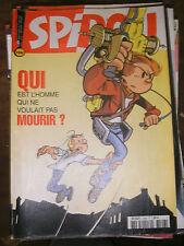 Spirou N° 3506 2005 BD Spirou et Fantasio Yoko Tsuno Bouddha d'Azur Jojo