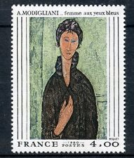 STAMP / TIMBRE FRANCE NEUF N° 2109 ** ART TABLEAUX MODIGLIANI