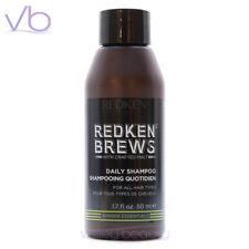 REDKEN Brews For Men Daily Shampoo, 50ml Malt Enriched, Travel Size