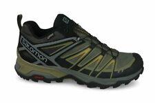 Salomon X ULTRA 3 GTX Men's Hiking Running Shoes  Free Shipping 402422 18A