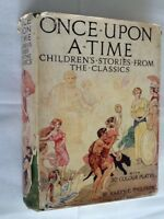 ONCE UPON A TIME by Blanche Winder - Hardback 1930's