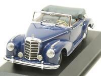 Minichamps MIN 032331 Mercedes Benz 300 S Cabriolet 1951-55 Blue 1 43 Scale