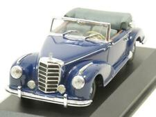Minichamps MIN 032331 Mercedes Benz 300 S Cabriolet 1951-55 Blue 1 43 Scale