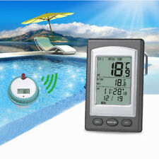 AU Remote Floating Wireless Temperature Meter Pool Water Pond Spa Thermometer