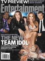 Entertainment Weekly Magazine American Idol The Hunger Games TV Preview 2011