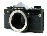 Olympus OM-2N 35mm SLR Film Camera Body Only *Problem* #B019f