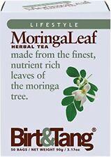Birt & Tang Moringa Leaf Tea 50bag