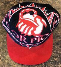 Rare Vintage Scottsdale Scorpions Arizona League Hat The Game Big Logo Style