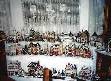 christmas dickens village