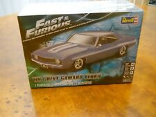 REVELL 1/25TH SCALE FAST & FURIOUS CHEVY CAMARO YENKO (NEW IN SEALED BOX