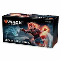 BRAND NEW:  MTG Magic: The Gathering Core Set 2020 Deck Builder's Toolkit!