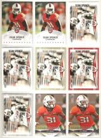 Sean Spence Pittsburgh Steelers Miami Hurricanes 9 card 2012 RC lot-6 different
