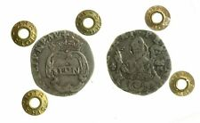136) NAPOLI REPUBBLICA NAPOLETANA 1647-1648 15 Grana 1648 GIGLIO a SX