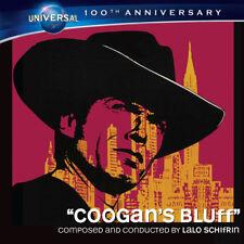 Coogan's Bluff cd sealed intrada  oop