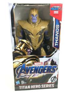 Hasbro Marvel Avengers Thanos Titan Hero Series Power FX Action Figure New Super
