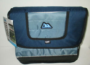 New Arctic Zone Ultimate 36 Can Collapsible Cooler New With Tags Blue