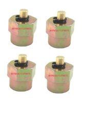 4pcs-Diesel Fuel Injector Block-Off Tool / Cap Fits 03~07 5.9L Dodge Cummins