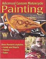 Advanced Custom Motorcycle Painting