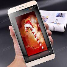 """6"""" XGODY 4Core+2SIM TéléPhone 8GB 3G/2G Android 5.1 Smartphone Débloqué d'usine"""