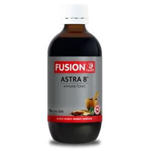 Fusion Health Astra 8 100ml Astragalus Root