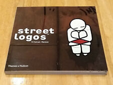 Street Logos, Tristran Manco, Street Art graffiti Book, First Edition, 2004, Tha