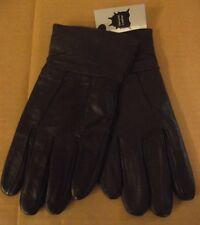 Paire de gants en cuir Marron taille M/L Neuf