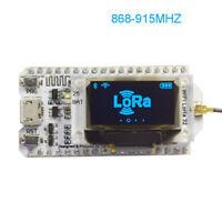 SX1276 868MHz-915MHz LoRa Module ESP32 OLED Wifi Bluetooth IOT Development Board