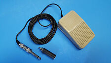 Jetstream JTFT1 - Hands-Free PTT Foot Switch for Radio Transmitter / Microphone
