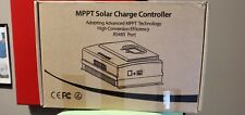 MPPT Solar Charge Controller 30A/40A/50A 12V/24V LCD Panel Charger Regulator US